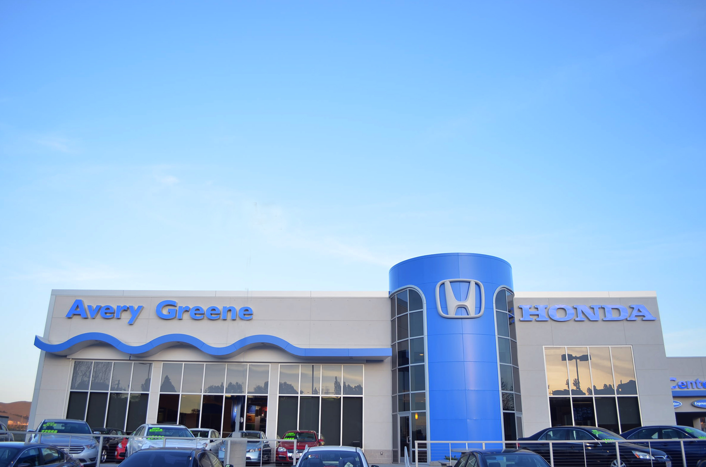 Avery Greene Honda Twitter Contest