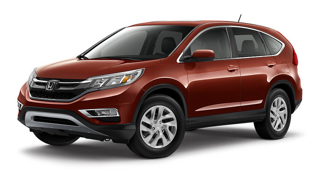 Top Safety Pick+ Honda CR-V