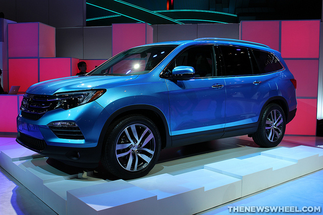honda releases 2016 pilot trim levels. Black Bedroom Furniture Sets. Home Design Ideas