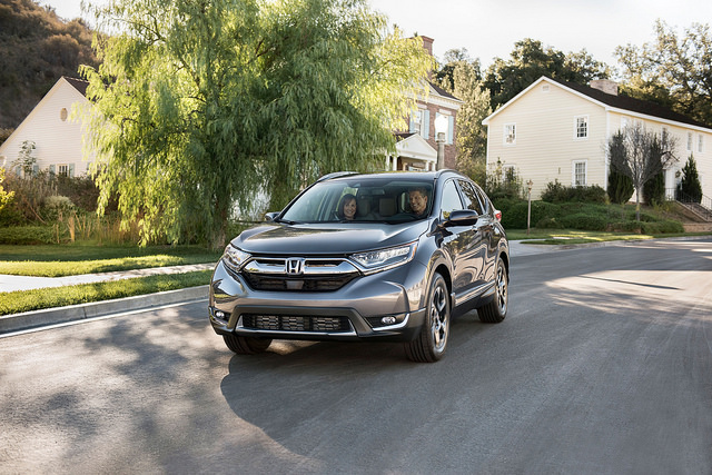 2018 Honda CR-V - Avery Greene Honda - Vallejo, CA