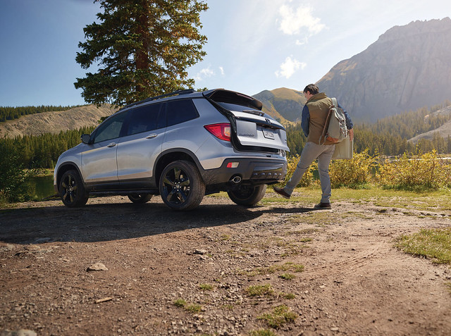 New Honda Passport Ad Campaign Appeals To Adventure Seekers Avery