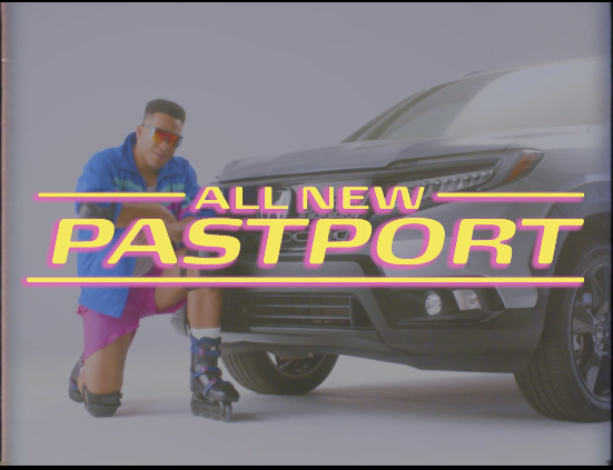 Honda Pastport April Fool's Day