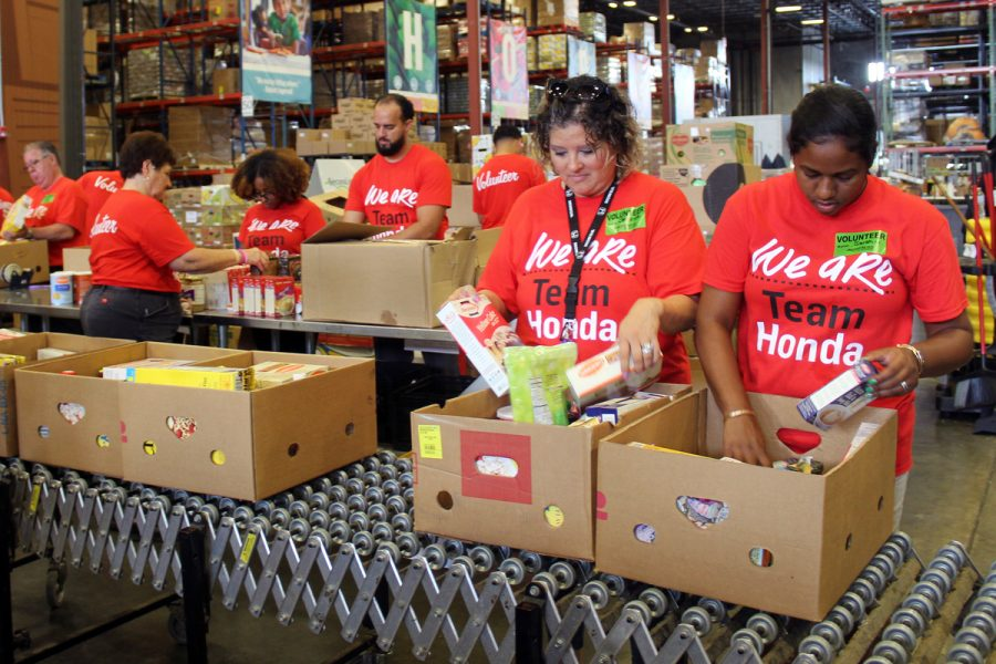 Team Honda Week Of Service - Vallejo, CA