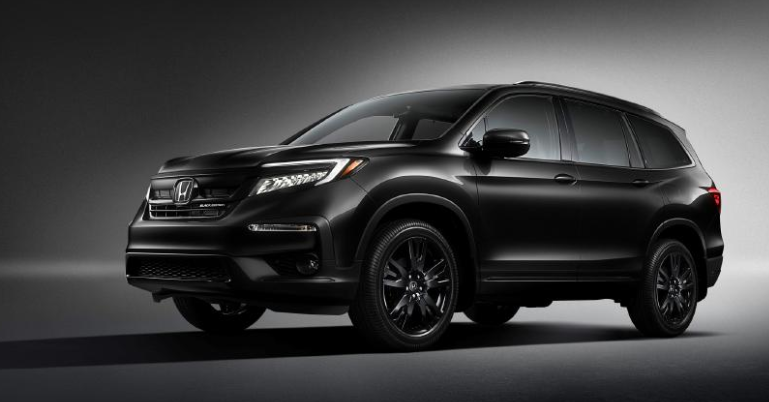 2020 Honda Pilot Black Edition | Vallejo, CA