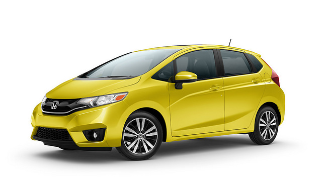 new Honda Fit