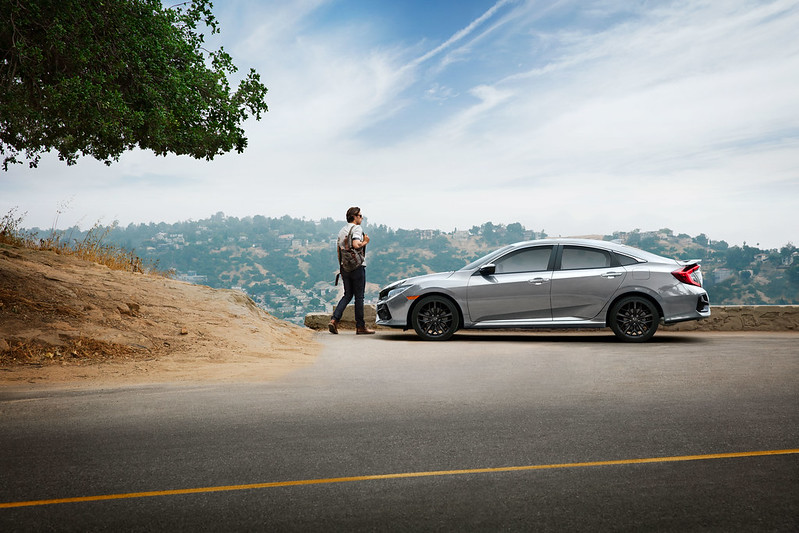 2021 Honda Civic Arrive at Avery Greene Honda | Vallejo, CA